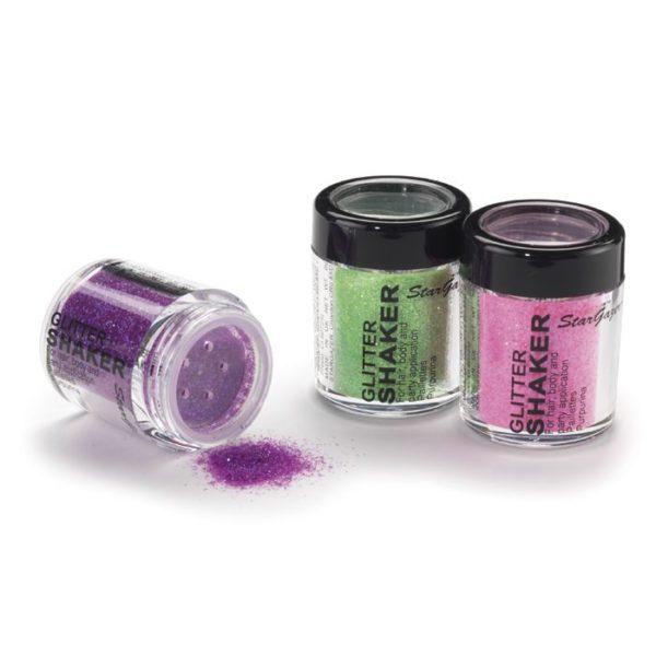 Stargazer Glitter Shaker - Neon