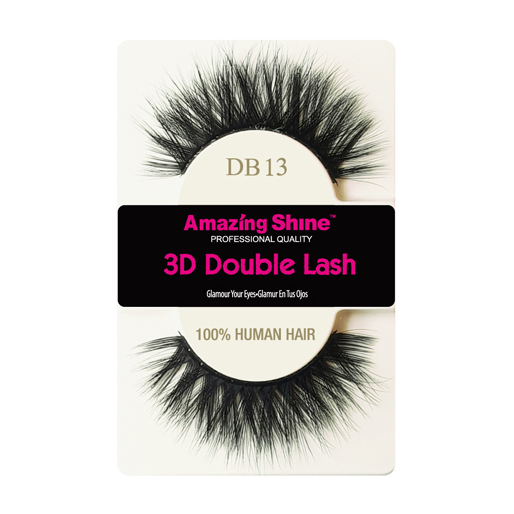 Amazing Shine 3D Double Eyelashes