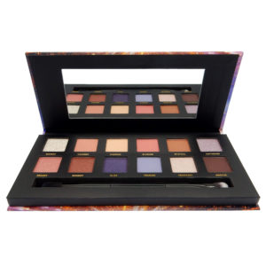W7 Pressed Pigment Palette – Enchanted