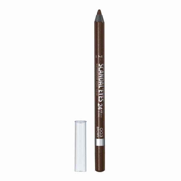 Rimmel Scandal Eyes Waterproof Kohl Pencil - Brown