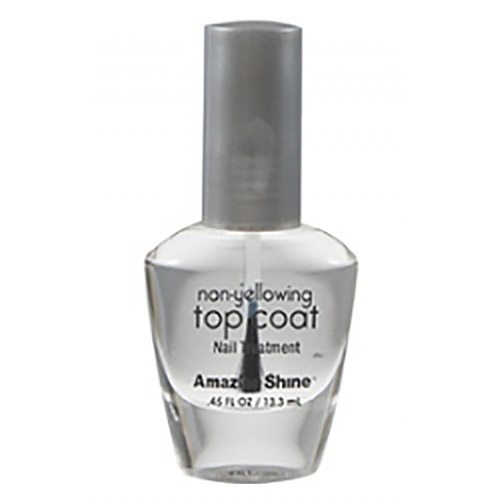 Amazing Shine Non-Yellowing Top Coat Nail Treatment