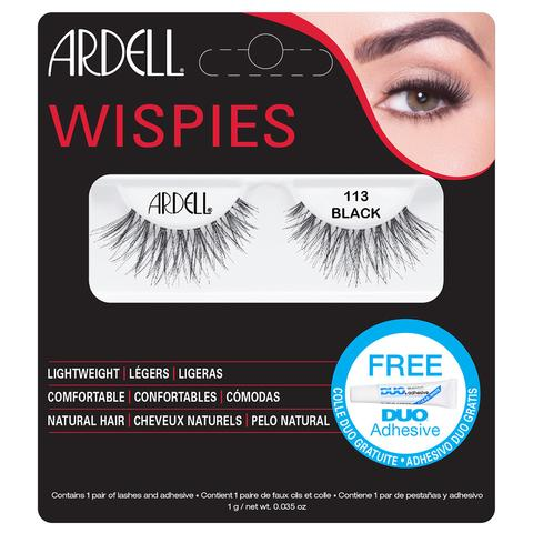 Ardell Wispies Natural Hair Eyelashes - 113