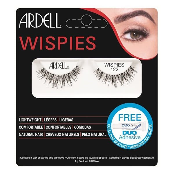 Ardell Wispies Natural Hair False Eyelashes - 122