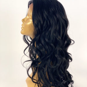 Sleek Spotlight 101 Chrissy Lace Parting Wig – 1B