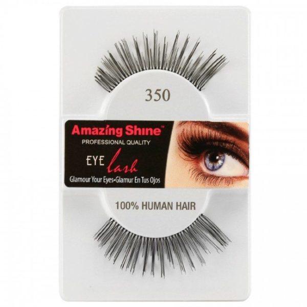 False Eyelashes - 100% Human Hair No. 350 by Amazing Shine