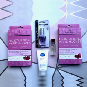 Care For Your Hands Kit – 4pc + FREE HAND GLOVES