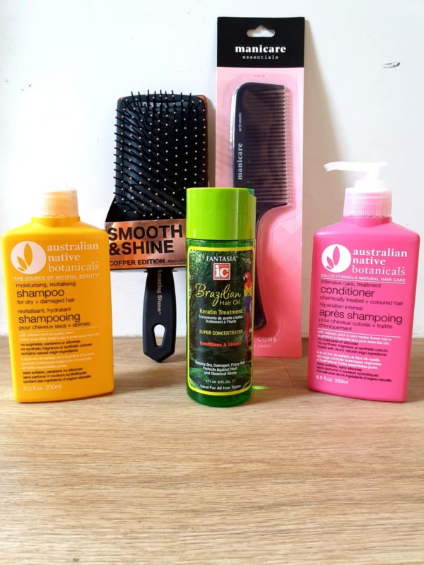 Hair Extension Care Pack
