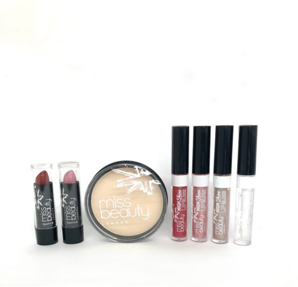 Miss Beauty Lucky Dip Mixed Bag (Light) - 7 Items
