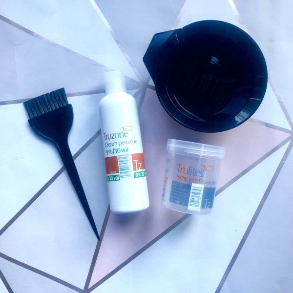 Truzone Hair Bleaching Kit - HALF PRICE