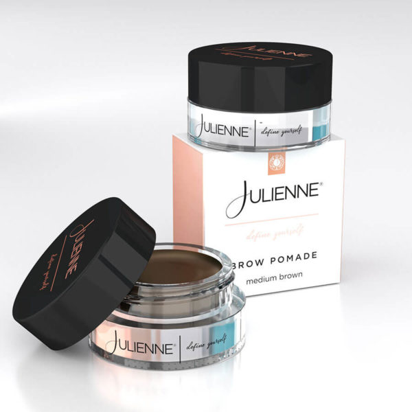 Julienne Brow Pomade - Dark Brown