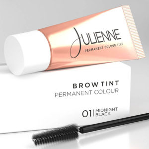Julienne Eyelash & Brow Tint – Black