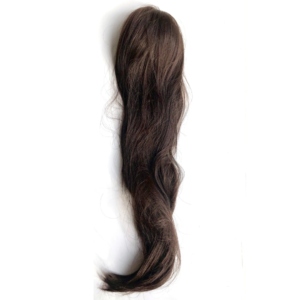 Grandé 30″ Straight Long Ponytail by Exposed Luxury Hair