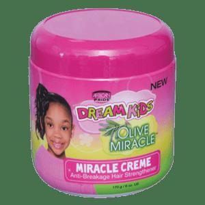 Dream Kids Miracle Creme Anti Breakage Hair Strengthener - For Kids