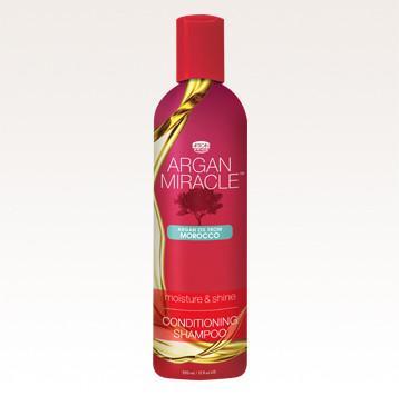 African Pride Argan Miracle Moisture & Shine Conditioning Shampoo