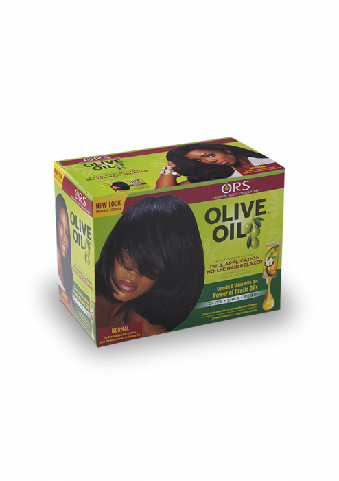 ORS Olive Oil No-Lye Relaxer Kit - Normal