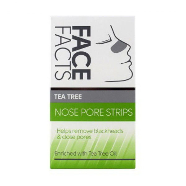 Tea Tree Nose Pore Strips by Face Facts