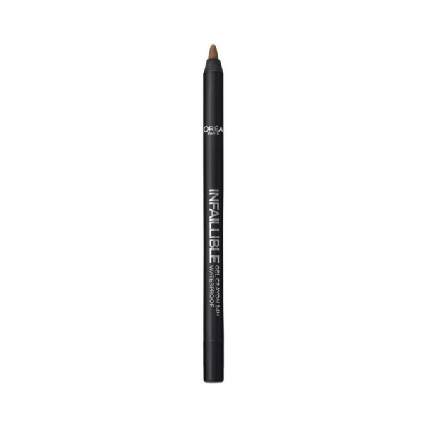 L'Oréal Infallible Gel Crayon Eyeliner – 003 Brown Crush