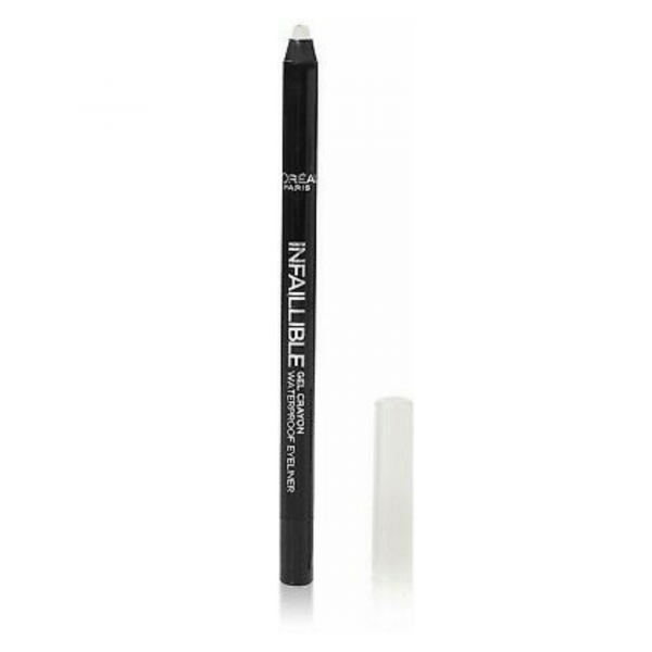 L'Oréal Infallible Gel Crayon Eyeliner – 14 White Is White