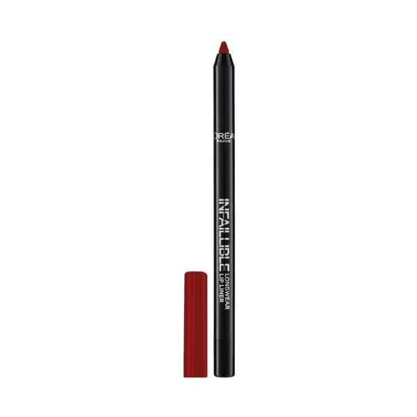 L'Oréal Infallible Longwear Lip Liner – 205 Apocalypse Red