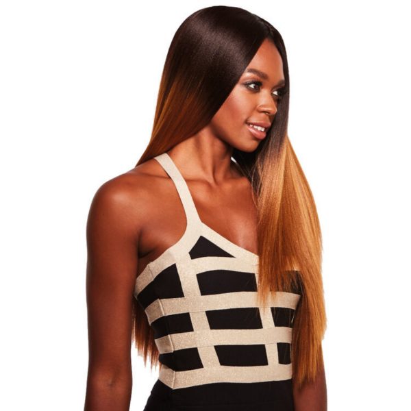 Indian Luxury 4pc Clip On Human Hair Extensions by Sleek