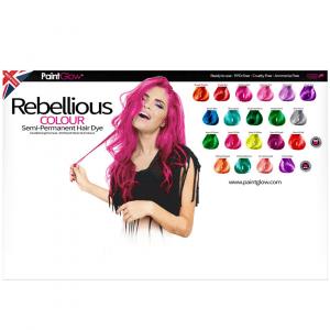 Rebellious Colours Semi Permanent Hair Dye