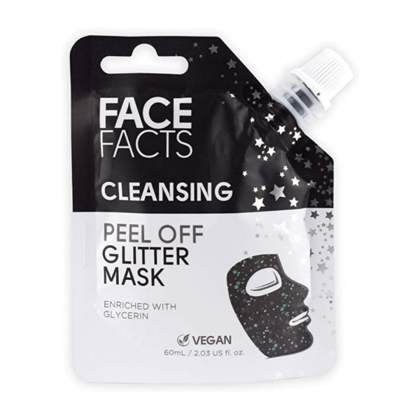 Face Facts Glitter Peel Off Mask – Cleansing