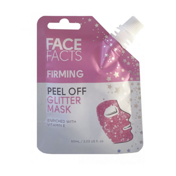 Face Facts Glitter Peel Off Mask – Firming