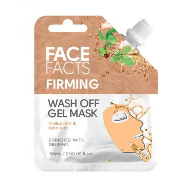 Face Facts Wash Off Gel Mask – Firming
