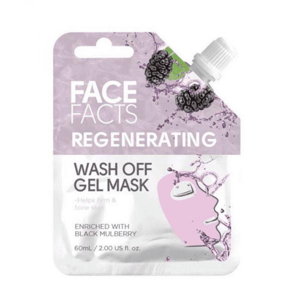 Face Facts Wash Off Gel Mask – Regenerating